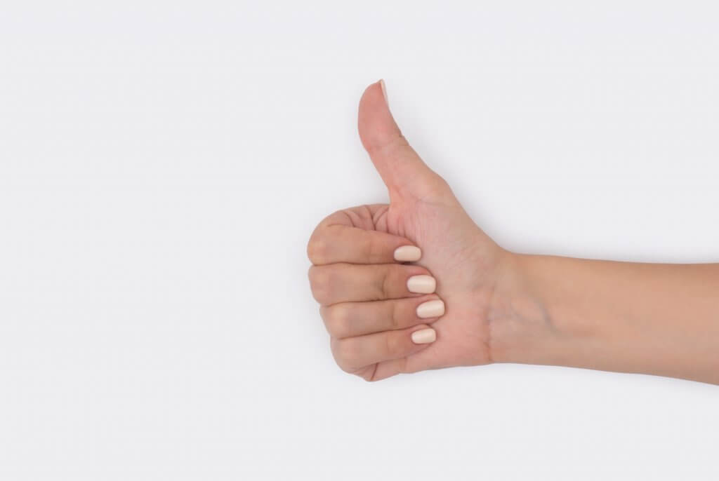 thumbs up - social media year in review - best posts