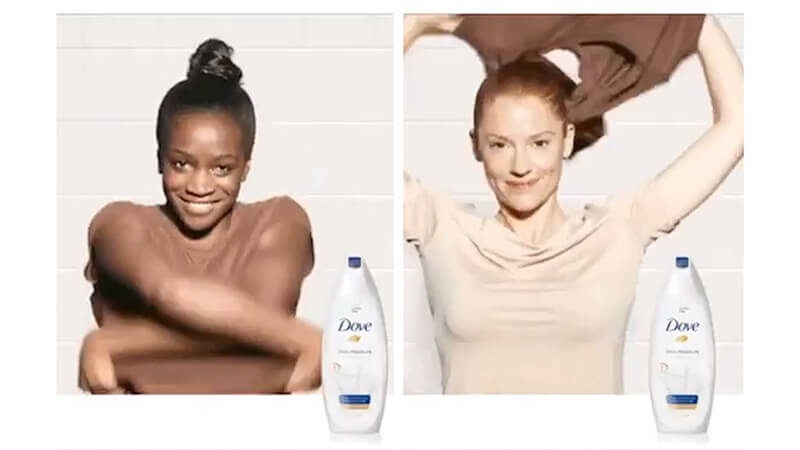 Social Media Year in Review 2017 dove commercial