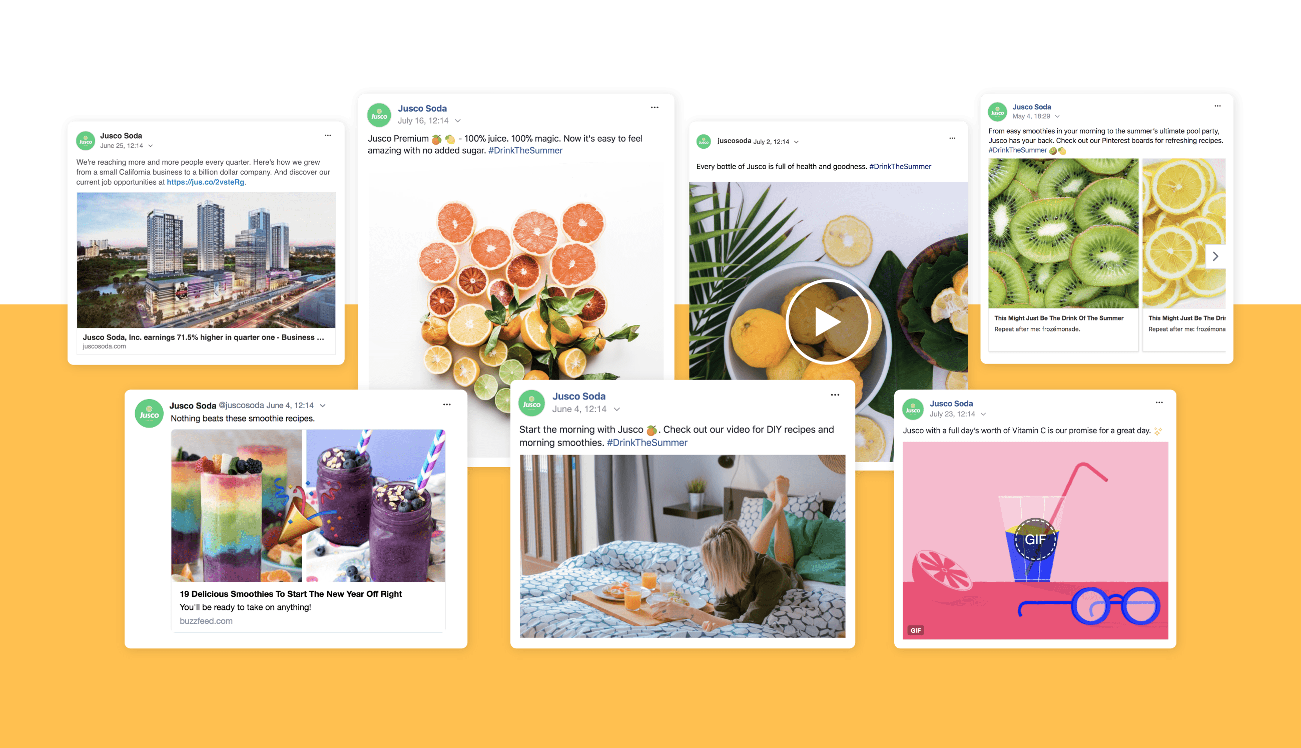 planable social media collaboration content marketing ideas