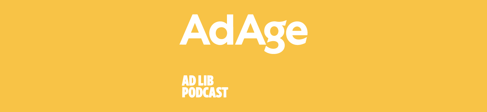 AdAge AdLab Podcast