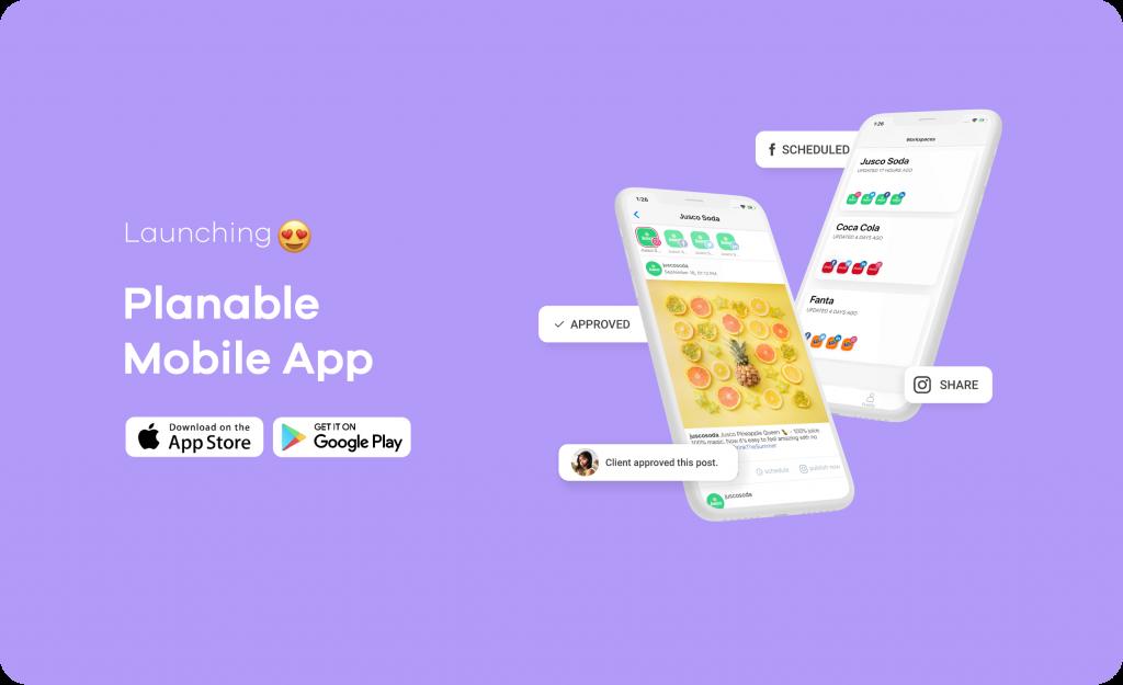 Schedule Instagram Posts Mobile App