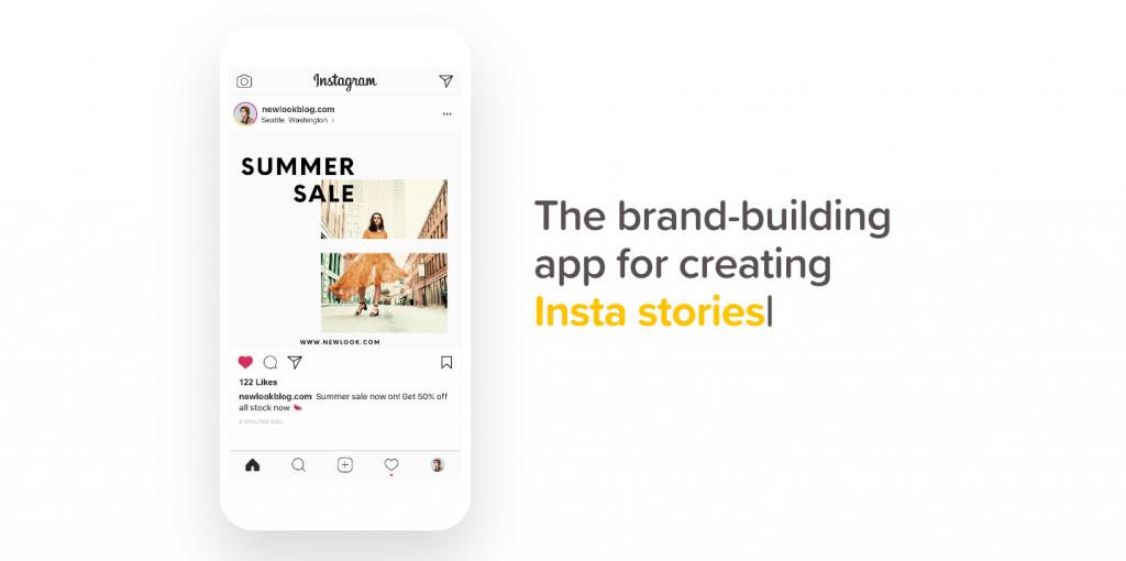 instagram marketing tool over image editing tool brand building