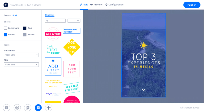 instagram marketing tool fastory edit create instagram stories like canva
