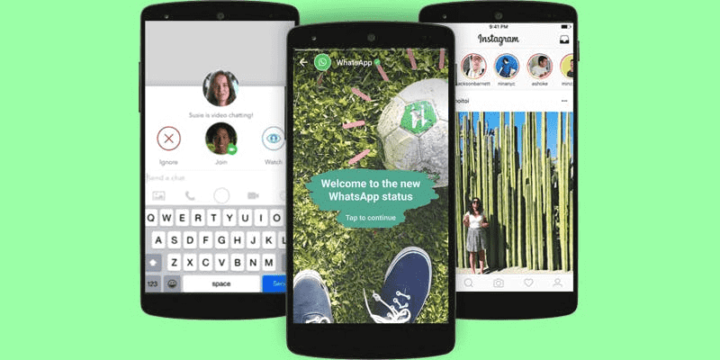 november social media industry news WhatsApp Will Soon Be Putting Ads In 'Status'