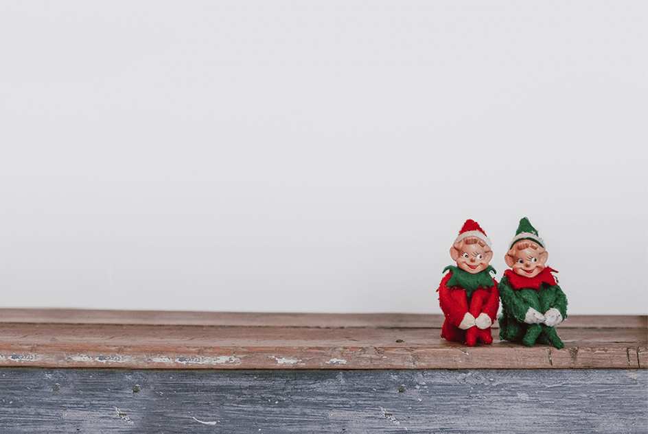 best social media christmas campaigns minions on christmas deck gnomes