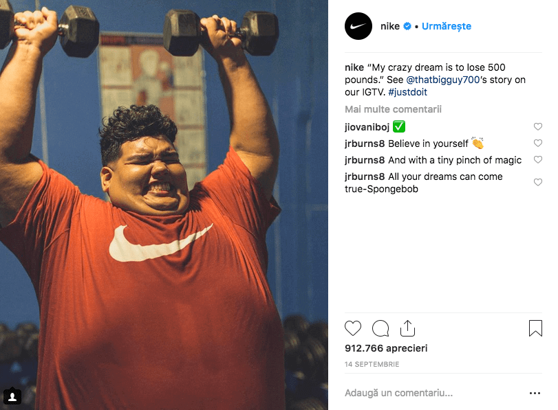 best social media campaigns nike igtv everyday atheles stories