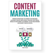 Content Marketing by Gavin Turner book cover
