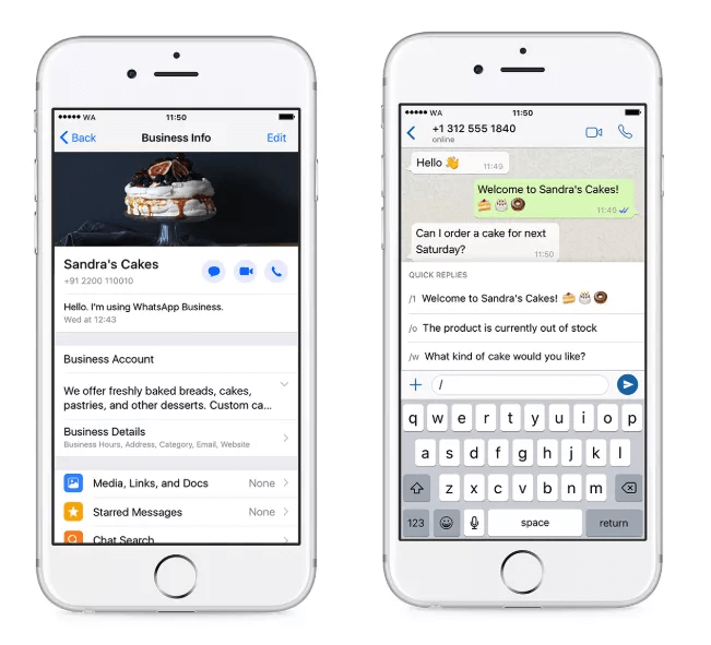 Bringing the WhatsApp Business App To iPhone