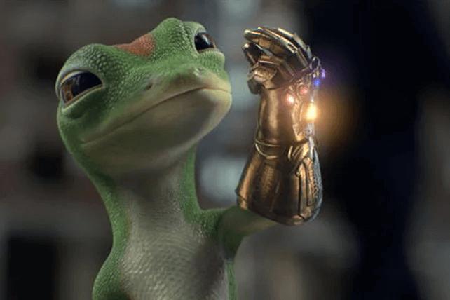 Geico Avengers Endgame Promo
