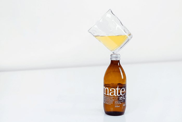 brand management beer glass stability balance