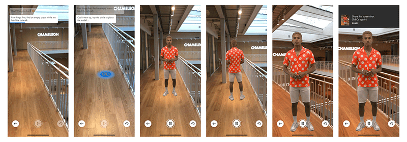 ASOS AR technology new feat