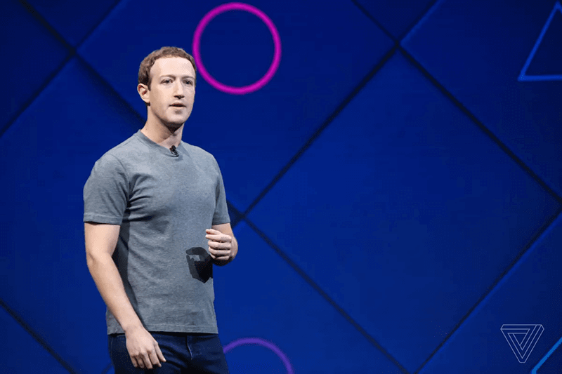 Mark Zuckerberg - Facebook fined with 5 billion by FTC