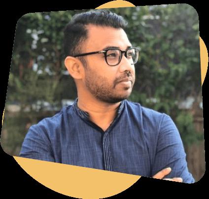 Saf Hossain - Spark 44 | Speaker at Planable Academy