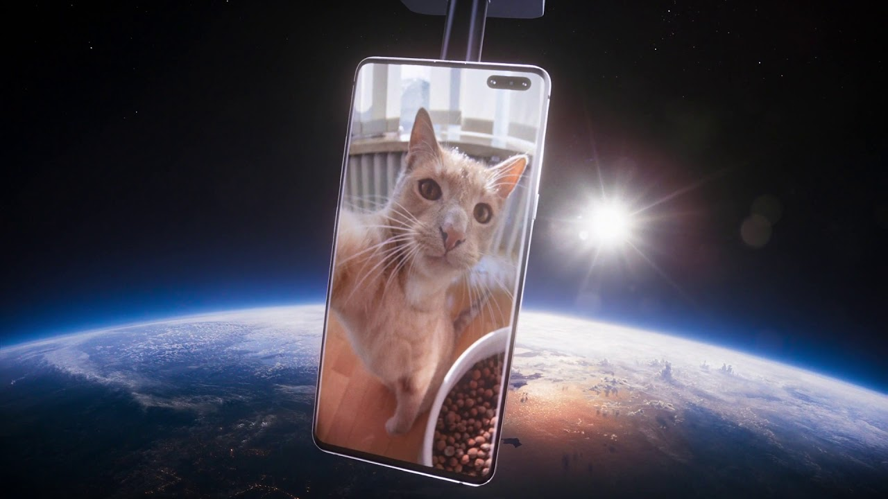 Samsung_s space selfie contest october marketing news