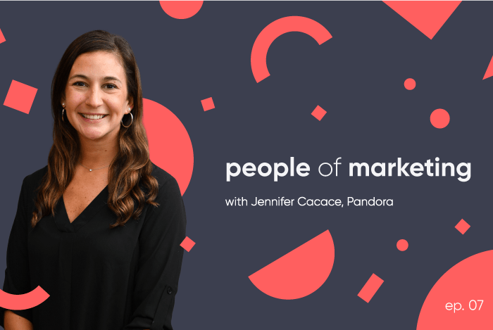people of marketing podcast episode 7 jennifer cacace